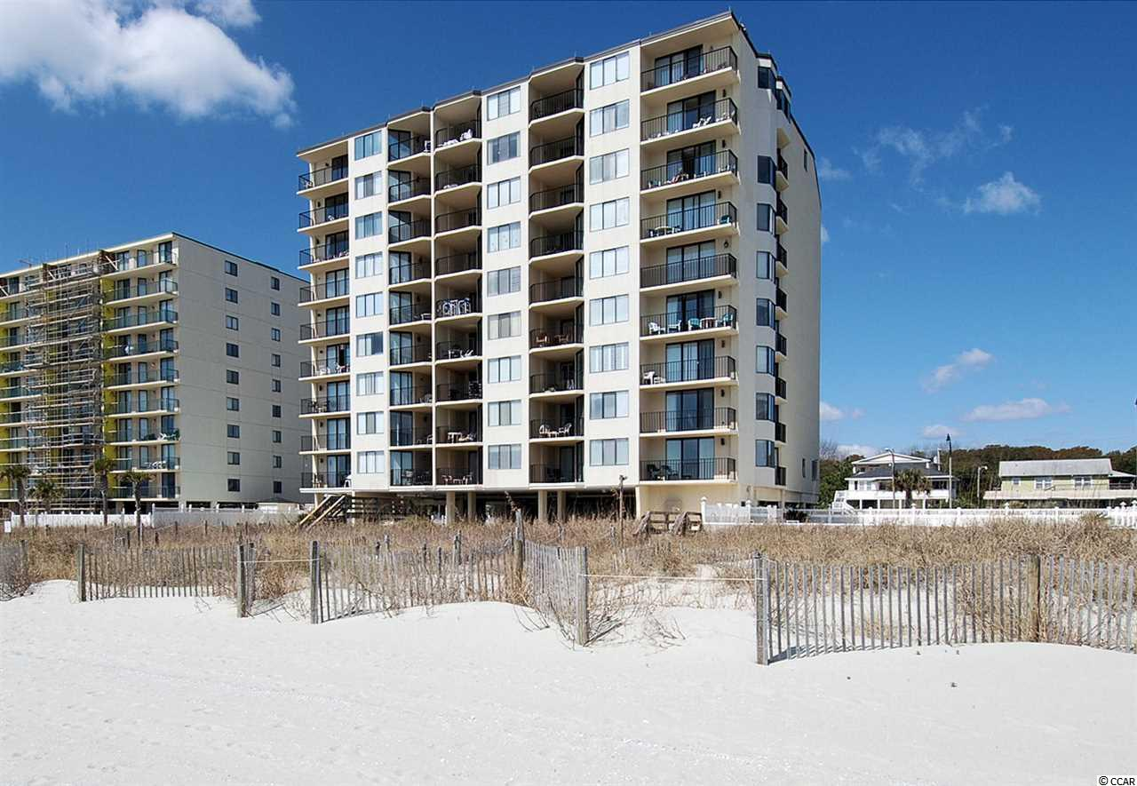 Direct Oceanfront 3 bedroom condo conveniently located in the Windy Hill area of North Myrtle Beach. Spend your time relaxing on the balcony of Spinnaker 104 enjoying the ocean and beach views.  The large oceanfront pool is a great place to take a dip or just relax. Spinnaker offers 2 elevators and secured entry into the building. Located near Barefoot Landing, entertainment, shopping, golf, both fine and casual dining restaurants, movies, water parks, the House of Blues, Alligator Adventure and Ripley's Aquarium, and Broadway at the Beach.     Great investment rental, your own beach retreat, or permanent home.  See virtual tour for floor plan and photos.