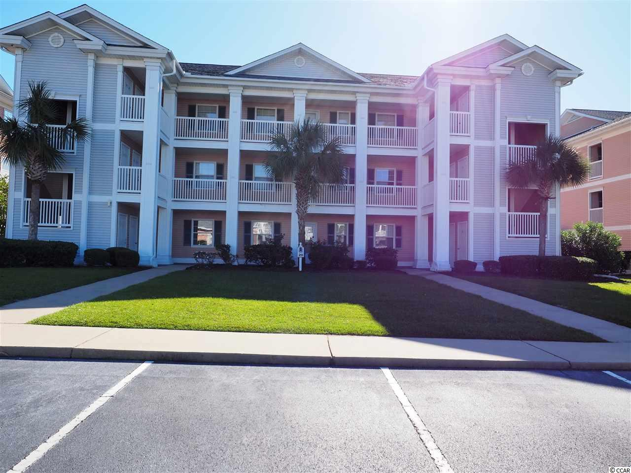Best view in Water Village! 3rd floor corner facing east and looking over the magnificent outdoor pool and hot tub, the waterfront amenity, and of course the intracoastal waterway, and the untouched property across the way. The interior lake area accompanies the indoor heated pool, tennis facility, putting green, bridge and cabana area. Inside, cathedral ceiling,  outdoor deck area. LVT floors in the wet areas, electric heater,fireplace and lots more. Two bedroom, two bath  corner  unit with incredible waterway view off the Screened in porch.  Indoor and outdoor pools, tennis court, putting green, basketball court, waterway and lake gazebos.  Waterway pier and dry dock. easy access to River Oaks Golf course.