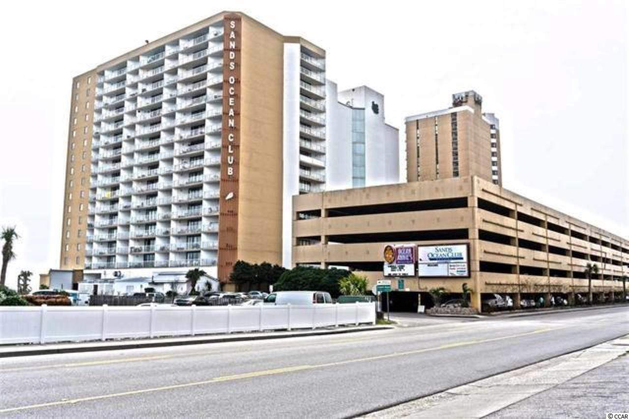 Updated efficiency condo with new furniture and a great ocean view!  Great for an investor or a family who wants a beach condo to use all year.  A wonderful spa, River City Cafe, indoor pool, outdoor pool and the famous Ocean Annie's by the beach bar with live music all on site.  Arcadian Shores is a great location and close to everything.  Shopping including Tanger Outlets, fine restaurants and hospitals.  Relax and enjoy this oceanfront condo.  Great condo for making family memories, as well as excellent rental income, if you choose to rent.