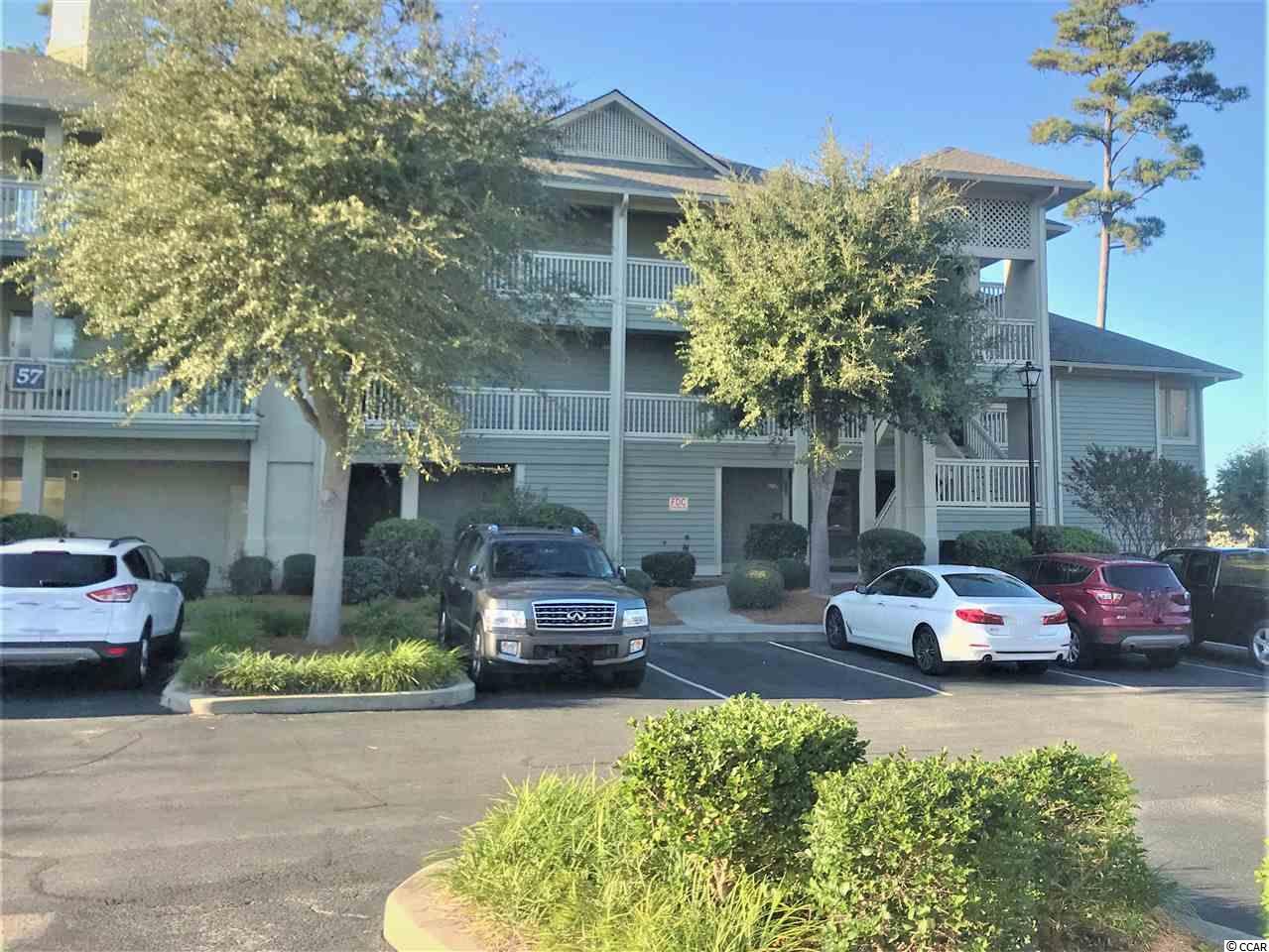 GOLF LOVERS, Don't miss the opportunity to own this beautiful spacious  excellent maintained, rare END, 1st floor, 3 bedroom, 3 bath Clubhouse Villas unit, located in the popular golfing community of Tidewater Plantation.   This 3 bedroom, 3 bath unit sports a stunning panoramic view of the 18th hole and natural beauty of the Marshlands.   A lovely wide foyer greets you upon entry opening to wide hallways adjoined by the kitchen, grand open living/dining space and bedrooms.  Enjoy stunning views from the spacious screened porch with access from the Living Room and Master Bedroom.  Tidewater community offers the beach cabana, pools, tennis courts, fitness center and much more!  It is a private gated community with 24-hour manned security.  A golfer's haven and beach lovers paradise!  DON't LET THIS ONE SLIP AWAY!