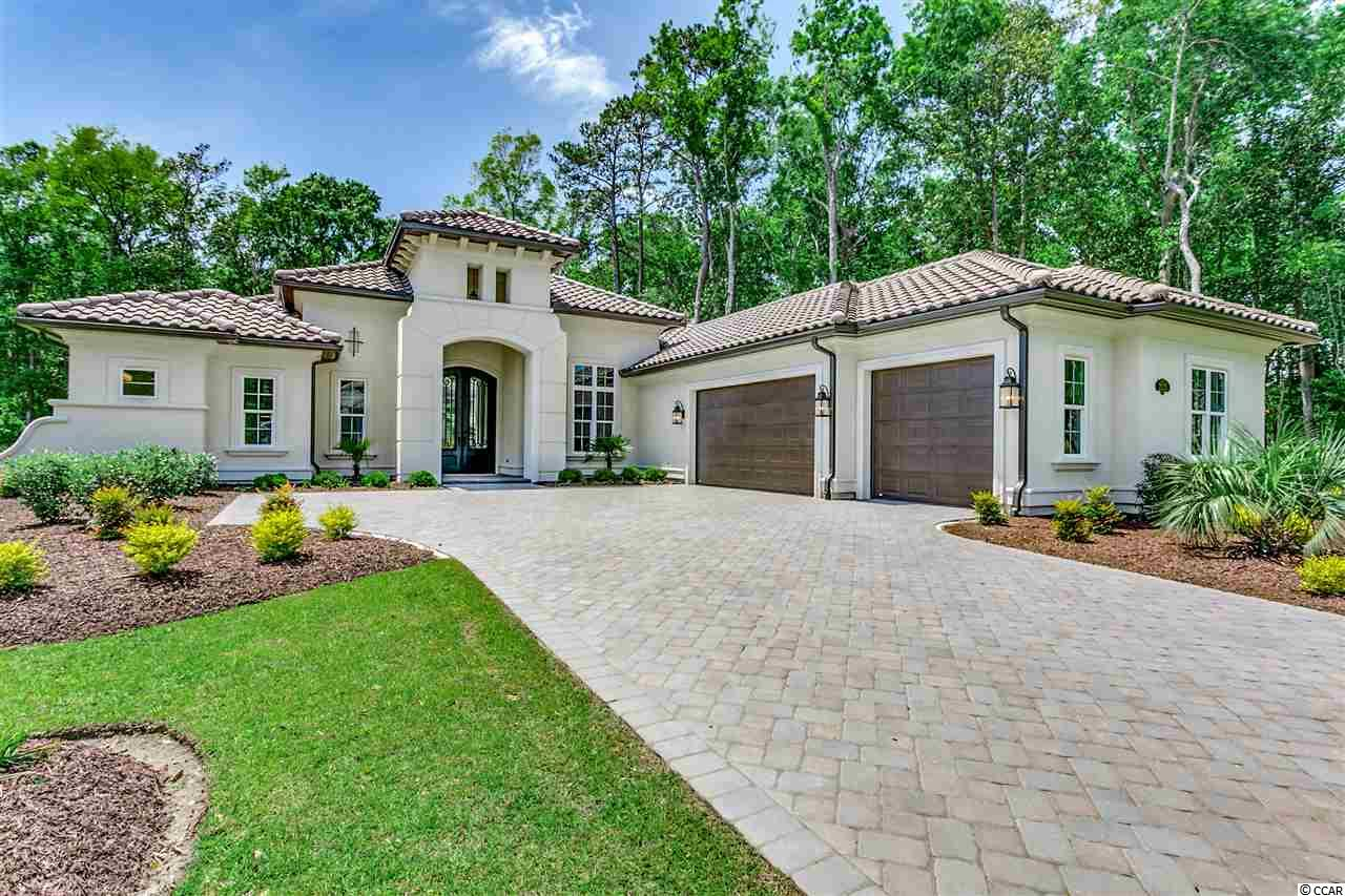 Welcome to the Avila 1427 to be built in Tuscany at Grande Dunes! This plan will feature an open concept with 3 Bedrooms, 3 Baths, Great Room, Kitchen with casual Dining, Den and Bonus Room. There will also be an Arrival center, Large utility room and storage closet with access to the 3 car garage. This property is located in South Carolina's premier coastal community in Myrtle Beach; Grande Dunes. Stretching from the Ocean to the Carolina Bays Preserve, this 2200 acre development is amenity-rich and filled with lifestyle opportunities unrivaled in the market. Owners at Grande Dunes enjoy a 25,000 square foot Ocean Club that boasts exquisite dining, oceanfront pools with food & beverage service, along with meeting rooms and fun activities. Additionally, the community has two 18-hole golf courses, including the area's only truly private course designed by Nick Price, along with several on-site restaurants, deep water marina, Har-tru tennis facility and miles or biking/walking trails!