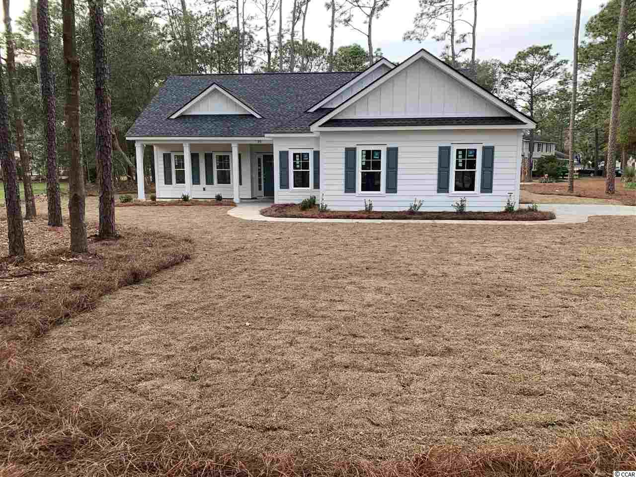Brand New Construction. Beautiful home on big lot. All the perks: Hardie siding, granite, hard woods, open floor plan, stainless appliances, no HOA