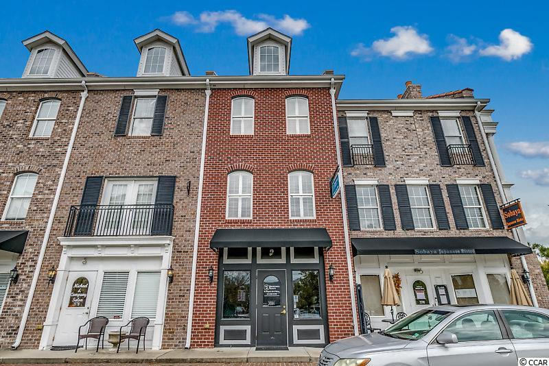 Live/Work Townhouse Like New condition.  Fantastic property with Retail space rented until March, 2021. Great for investor to lease both retail and 2 bedroom 2 1/2 bath residence above retail space. Retail lease income will practically pay the mortgage!