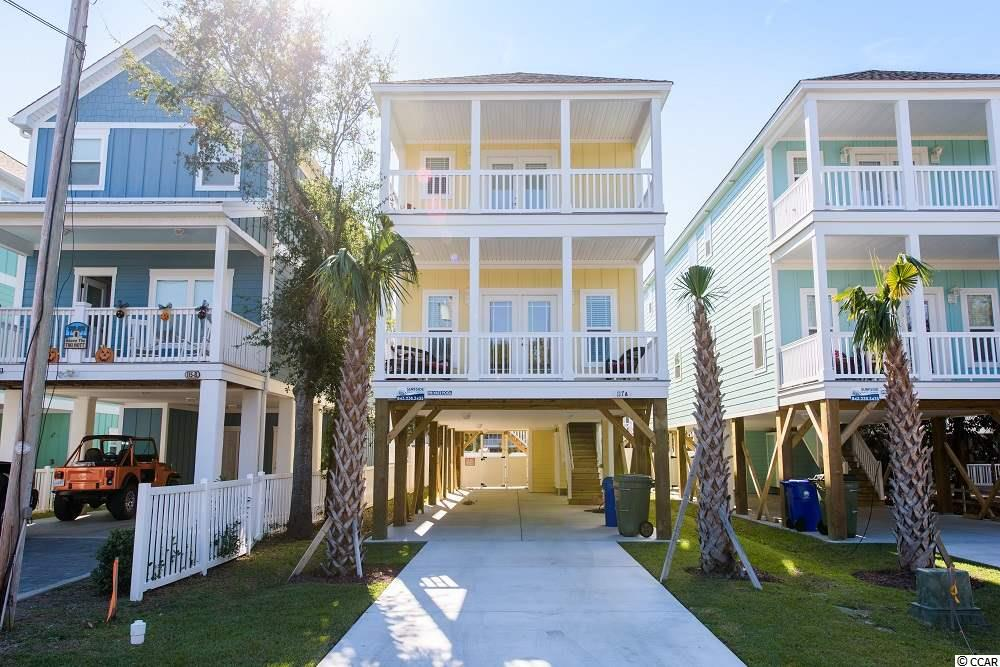 Beautiful Beach Home! Perfect for an investment or 2nd home. A very short walk to the beach. Private outdoor pool with 2 balconies. Comes fully furnished and rental ready!