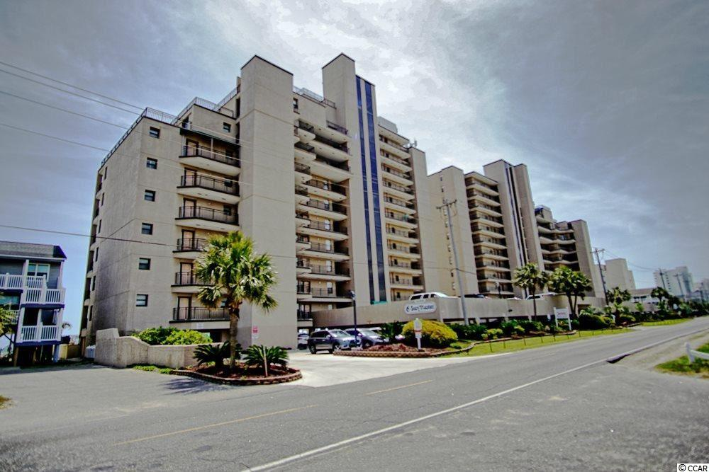 """This Surfmaster condo is a direct oceanfront condo in Garden City Beach just minutes from Murrells Inlet, the seafood capital of South Carolina, and also the popular Marsh Walk and Market Commons. Only for the person that wants the BEST, you will need to see this condo if you want """"THE VIEW"""". Direct oceanfront unit on second floor (1st living floor) in this upscale building, north tower. Features an ocean front master bedroom! Spacious balcony with great, panoramic views of the ocean. New kitchen, bathrooms, flooring, paint, refrigerator, stove, dishwasher, and many other items too numerous to enumerate here. Please ask for a complete renovation list. You will LOVE all of the upgrades coordinated by a skilled interior decorator! This unit is one of the only oceanfront unit's that you'll find that allows the owners to park and enter their unit without ever having to step foot in an elevator or on the stairs. The 2nd level parking deck will allow you to pull right up to your door without any hassle of stairs or out of service elevator! Amenities include two hot tubs, two oceanfront pools and lots of sundeck space to enjoy! Owners are allowed pets! 3 of the last 4 sales of 3-bedroom units occurred before even making it to the MLS! The 4th one lasted for 3 days! Just saying!"""