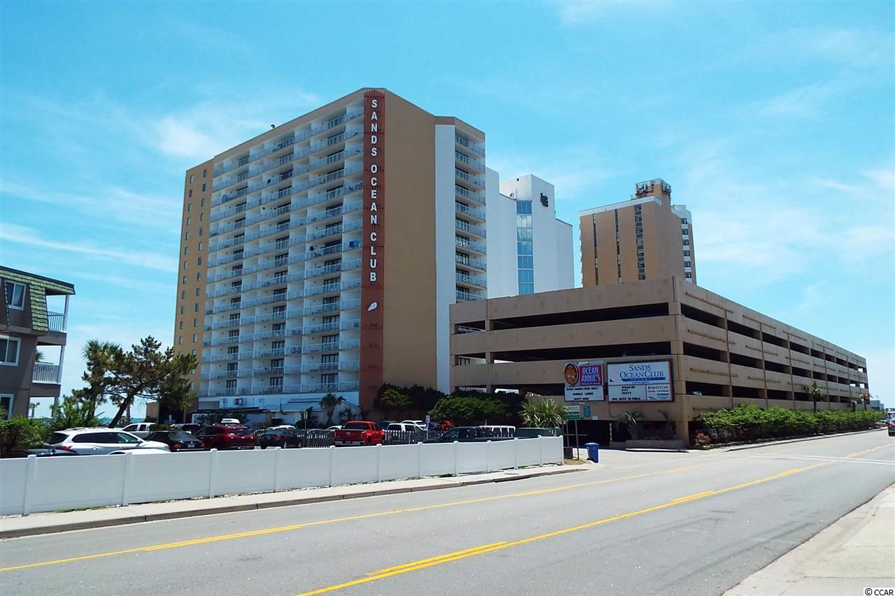 HOT! HOT! HOT!  This is a 9% or Higher Net Investment Property Depending on Accepted Offer!   Best Price Available and Priced to Sell! Get it Now!  What a View !!  Spectacular Sunrise View !!  Well Cared For Ocean View Condo in Sands Ocean on Popular Shore Drive, Nothing to do but move in and start enjoying !  NEW Wall PTAC unit!  Granite Counter Tops and Unique Breakfast Bar Sands Ocean is a One Stop Ocean Front Resort Offering Parking Garage, Multiple Restaurants Including Among Others, River City Cafe, Ocean Annie's Beach Bar Featuring in Season Entertainment, Day Spa, Laundry, General Store, Gift Shop, Indoor and Outdoor Pools, Lazy River and Plenty of Sun Decks