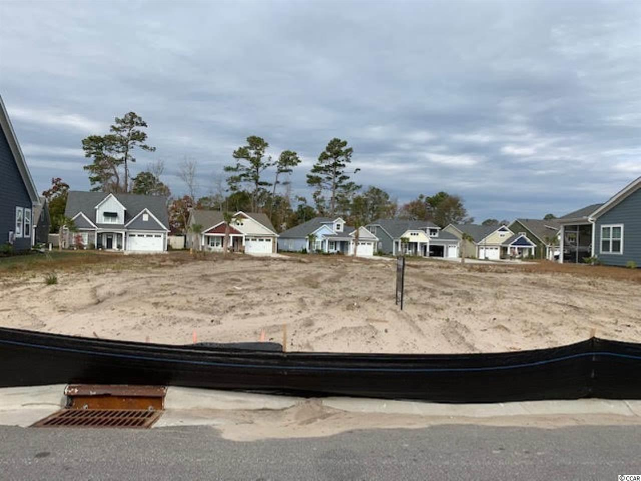Don't Miss this great Lake lot in Robber's Roost!  Choose from one of our many floorplans and build your dream home!  Robber's Roost at North Myrtle Beach is a natural gas community east of Hwy 17 with a community pool coming for the 2020 swimming season & is located within walking, bicycle or golf cart distance to Tilghman Beach, the beautiful Atlantic Ocean w/ 60 miles of white sandy beaches and is close to Coastal North Town Center (shopping, dining, beauty, pets), Shag dance capital Main St., golf, boating/fishing in the ICW, entertainment and all the amenities of living in Coastal South Carolina. Whether a primary residence or your vacation get-a-way, Don't Miss ~ come live the dream!