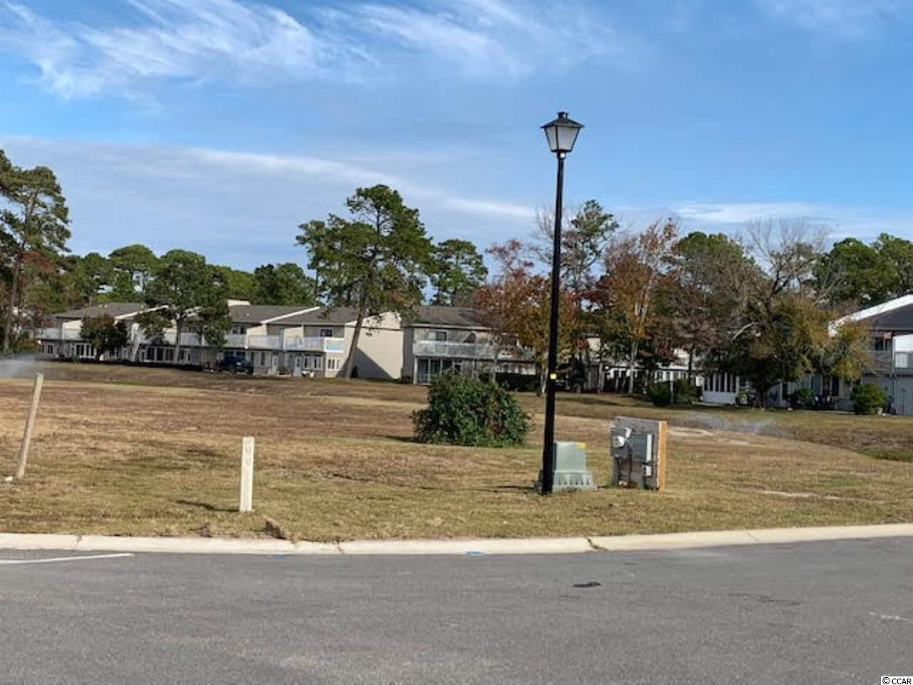 Don't Miss this great Corner, Lake lot in Robber's Roost!  Choose from one of our many floorplans and build your dream home!  Robber's Roost at North Myrtle Beach is a natural gas community east of Hwy 17 with a community pool coming for the 2020 swimming season & is located within walking, bicycle or golf cart distance to Tilghman Beach, the beautiful Atlantic Ocean w/ 60 miles of white sandy beaches and is close to Coastal North Town Center (shopping, dining, beauty, pets), Shag dance capital Main St., golf, boating/fishing in the ICW, entertainment and all the amenities of living in Coastal South Carolina. Whether a primary residence or your vacation get-a-way, Don't Miss ~ come live the dream!