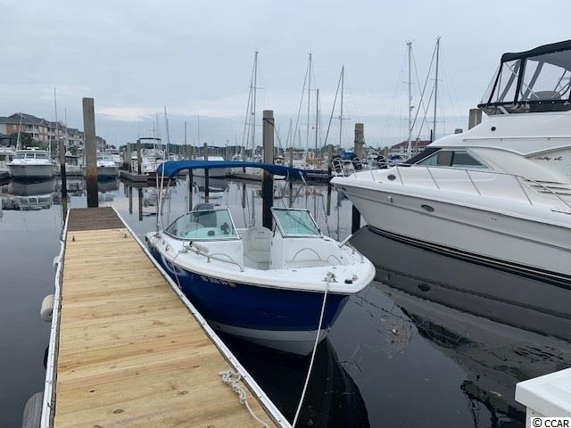 "Very nice deeded boat slip at Light House Pointe, in Little River 46 foot, with easy in and out.  Harbor and slips just dredged, plenty of water, Less than 5 miles to inlet to ocean with no bridges  Approximately 1 mile of boardwalk water front, great for walking.  Beautiful Clubhouse and pool  Bath house, showers etc..  Very nice marina and fuel at the  "" Myrtle Beach Yacht Club"" inside harbor"