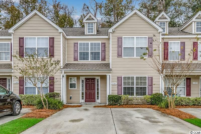 Great 3 Bedroom 2.5 Bath townhouse has been freshly painted with new carpet throughout. This townhouse is a blank canvas just waiting for you to put your personal stamp on it. The Orchards @ The Farm is a very popular community! This townhouse features a 1st floor Master bedroom & bath, master closet w/additional storage under the stairs.  Also on the 1st floor are kitchen w/breakfast bar, living room, dining room, laundry & 1/2 bath.  Upstairs are 2 additional bedrooms, full bathroom & large loft area. Sliding doors go out to a covered patio with attached storage -  what a great spot to enjoy your morning coffee or gathering with friends & family. This unit backs up to woods for privacy.  The HOA includes use of all the amenities, landscaping & lawn care & trash pickup. There are 2 pools, a fitness center & playground, there are also sidewalks for strolls through the community.  This community has it all. Restaurants, entertainment & the beach are just a short drive away, but far enough to keep the peace and quiet at home. So whether you want a night in or out, a day at the beach with family or friends, your options are endless.  Call your agent, you don't want to miss this one. Square footage is approximate and not guaranteed. Buyer is responsible.