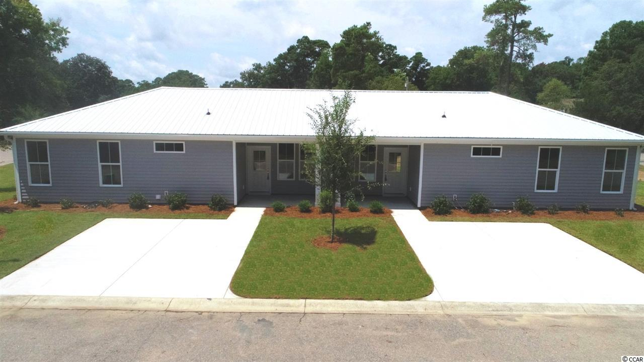 Duplex units in a great location. LVP flooring, granite counter tops, landscaping and trash pick up included in HOA. 10 year structural warranty backed by Liberty Mutual.
