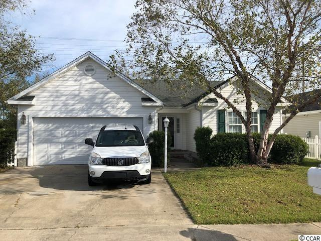 Former Model Home, Beautiful, well maintained home in Inlet Estates. Oversized 2 bedroom/2 bath, with a converted Carolina Room. Extra sitting area in Master, and extra area in bedroom 2. Corner lot in well kept neighborhood. Fenced yard with large deck perfect for entertaining and grilling out. Convenient location close to MarshWalk, Schools, Shopping, Golf and Great Dining and Entertainment. Tenant in place until 8/31/2020. Must see this beautiful home!!! Excellent primary home or rental.
