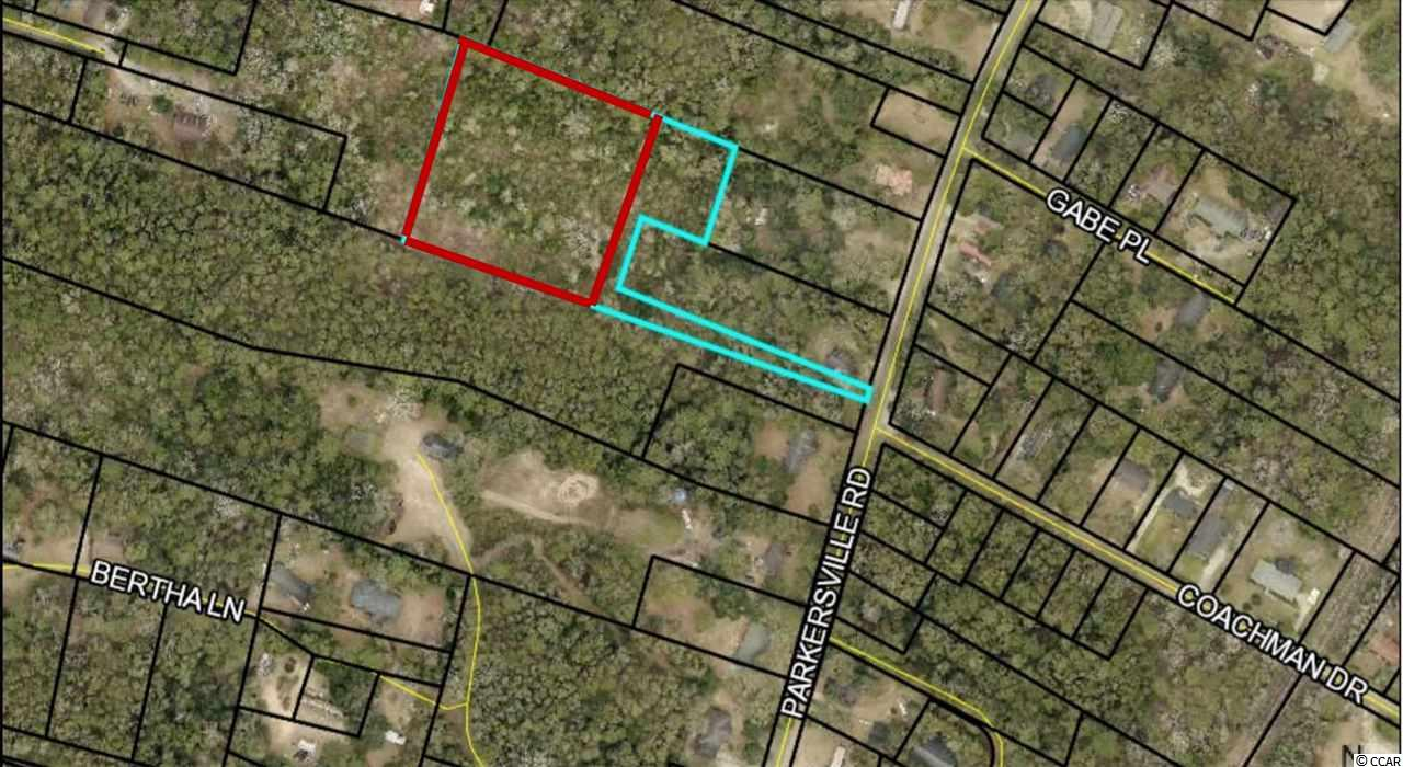 Approximately 2 acres of land in the wonderful beach town of Pawleys Island. Close to everything the area has to offer. The land is zoned GR (General Residential) which allows a variety of building/development possibilities.