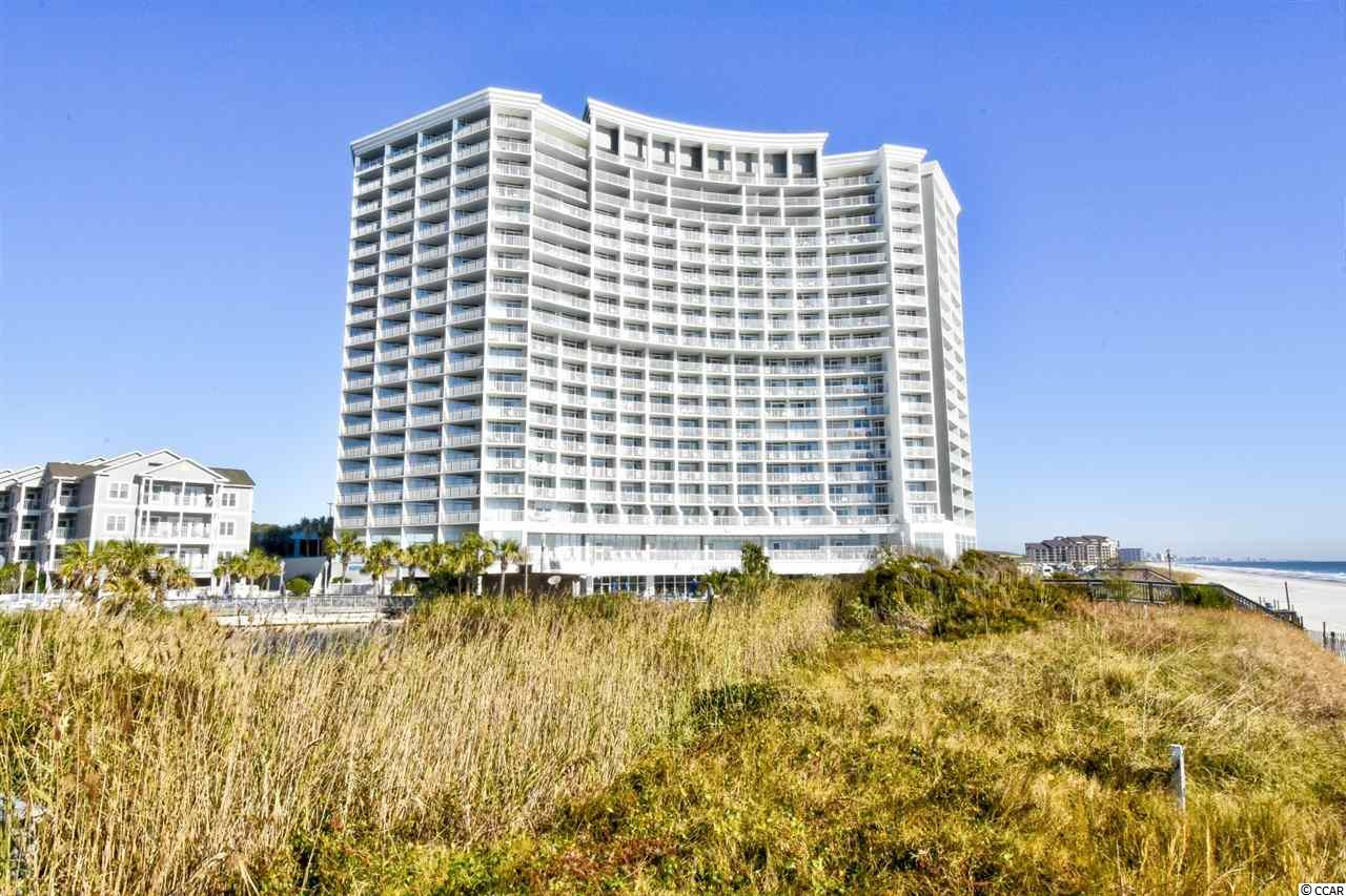 Welcome to this 1 bedroom, 1 bathroom oceanfront condo Seawatch's North Tower in Myrtle Beach. This unit features an open floor plan of the main living areas, with a full kitchen equipped with all appliances, and dining area that seats 4. The living room features an upgraded flat screen TV and access to your balcony, overlooking miles and miles of the beautiful Atlantic Ocean. As you enter through the bedroom, you'll notice it includes plenty of closet space, and an updated TV. Seawatch Resort offers the best amenities including indoor and outdoor pools, lazy river, exercise room, and private beach access! Perfectly situated near all of the Grand Strand's finest dining, shopping, golf, and entertainment attractions. Whether you are looking for a second home on the beach or your next investment opportunity, you won't want to miss this! Schedule your showing today!