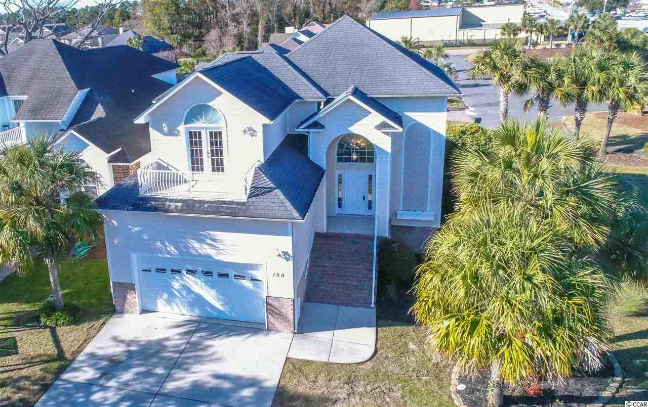 Price reduced for quick sale!!! This beautiful 4 bedroom 2.5 bath home with amazing waterway views can be your new dream home! Close to the beach, shopping, marina, and amazing restaurants.This home is a water lovers paradise. Whether you are looking for a second home to entertain family and friends, or ready to settle down at the beach, this home will allow you to make wonderful memories with your loved ones for years to come!