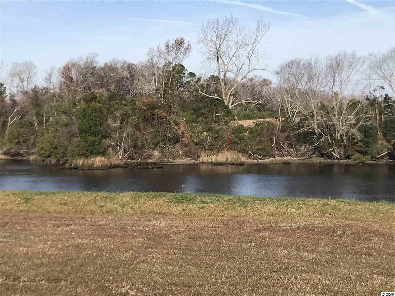You have been waiting to build your dream house on the waterway.  Well, here is your chance for a direct waterway front lot in a premier community in North Myrtle Beach, SC.  Low HOA fees, waterway access, and one of a few direct Intracoastal Waterway lots remaining in this neighborhood.  Hurry before this one is gone too!