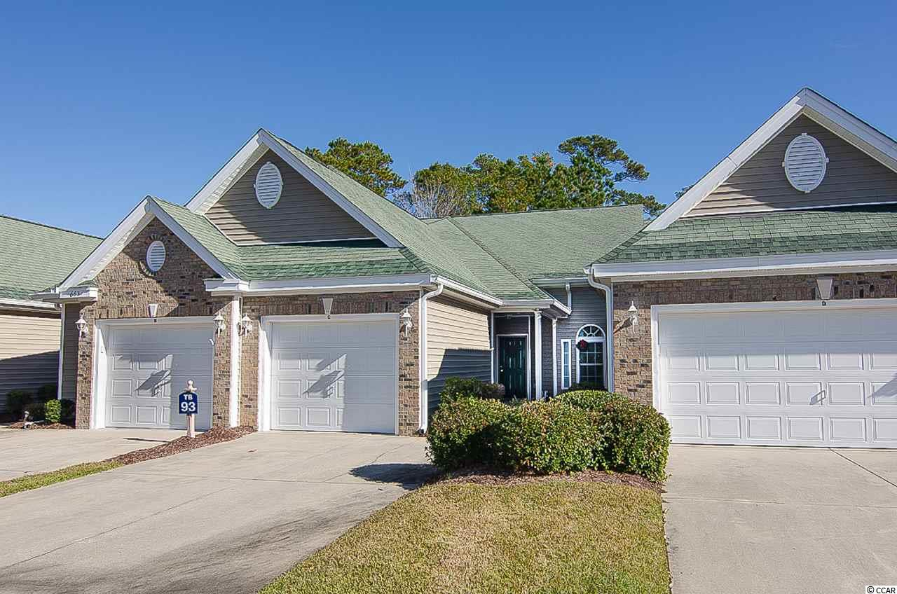 Welcome to True Blue, located in a private setting convenient to Pawleys Island's historic beaches, restaurants and attractions. This is one of the sought-after 2 bed/2 bath garden homes situated in the quiet rear section of the community. This never rented unit is being sold with brand new furnishings included. The kitchen is very spacious, with a center island and a breakfast nook. The open floor plan offers a nice flow into the living room and dining area. Off the living room is a screened in porch with views into a quiet natural area behind the home. The large master bathroom features a double sink vanity and a walk-in shower. While the master and guest room are on the first floor, a spacious loft is located upstairs that would make for an optional third bedroom, exercise room or office. The pool, hot-tub and tennis courts are located close by and are only accessible to owners and their guests. Don't miss this opportunity to own one of the most desirable garden homes in the Pawleys Island area.