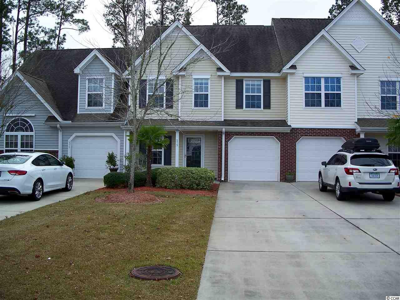Gorgeous townhome in highly sought after riverfront community of Riverbend on the Waccamaw River.  Home has just been completely renovated with new flooring, new granite, new stainless steel appliances & more.  Listing Agent is part owner of home.  Carefree living lifestyle in a move in ready home.  A must see!
