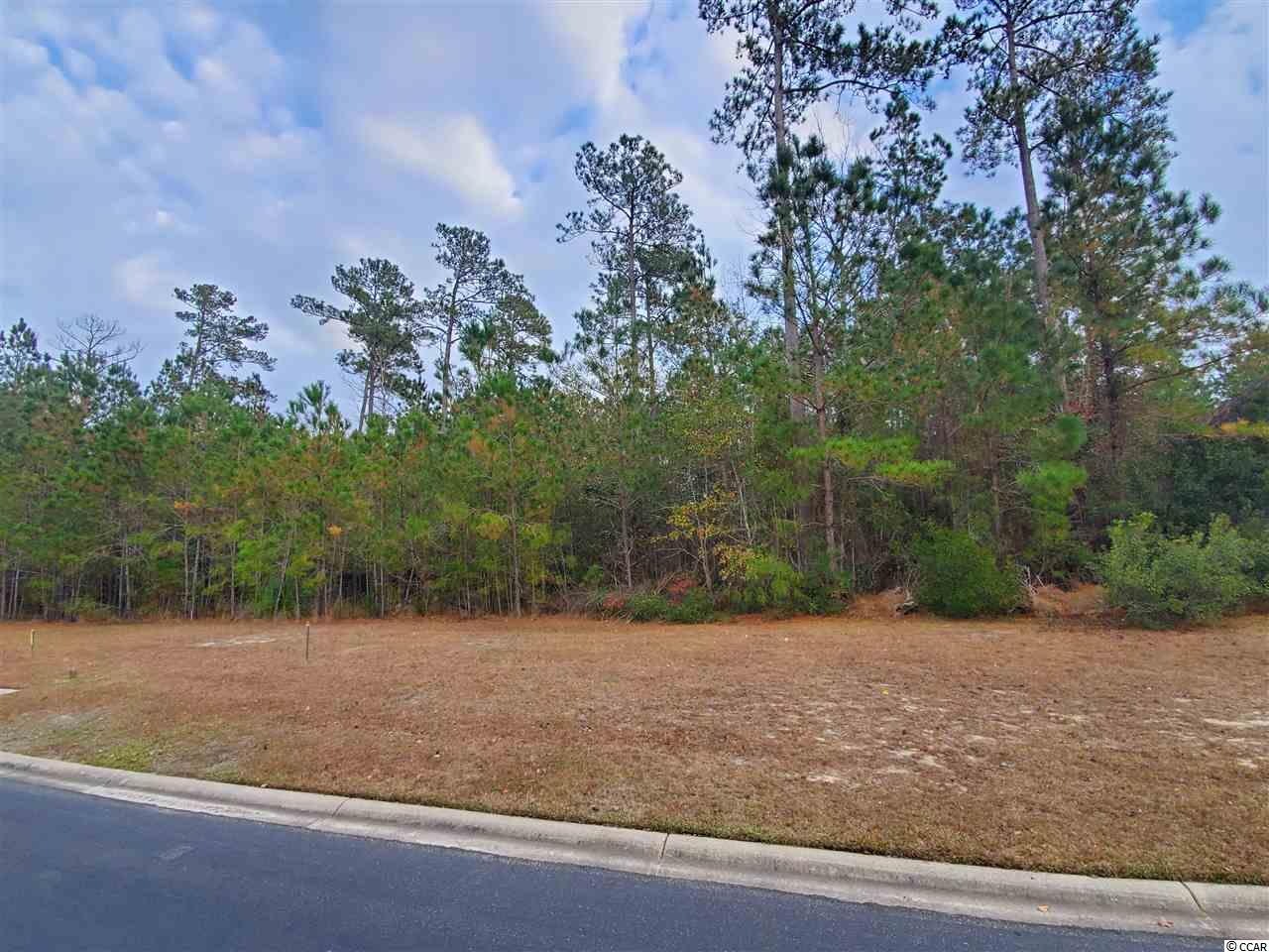 Wooded lot in very desirable, upscale, custom-home neighborhood. Waverly Bay, located within Prince Creek, is a quiet and beautiful gated community with a ton of amenities. With no time frame to build you will have plenty of time to make plans to build your dream custom home. This lot is a short walk, bike ride or golf cart ride to a private ten acre amenities park with a large pool, clubhouse, tennis, picnic areas, soccer field, playground equipment and more.