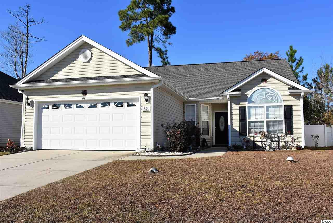 Welcome to the Turtle Cove subdivision in the award-winning Forestbrook School District. this home features a large open, airy floor plan. A fully appointed kitchen and three large bedrooms. Ground floor Master features a shower and garden tub. You will also find it laundry room with bonus second pantry. On sight pool allows you to cool off in the warm Carolina evenings. Turtle Cove is conveniently located approximately 15 minutes from downtown Myrtle Beach and its attractions, Broadway at the Beach, area restaurants and shopping.  **** OPEN HOUSE HOSTED BY Akea Shepard 12-3 January 5th***
