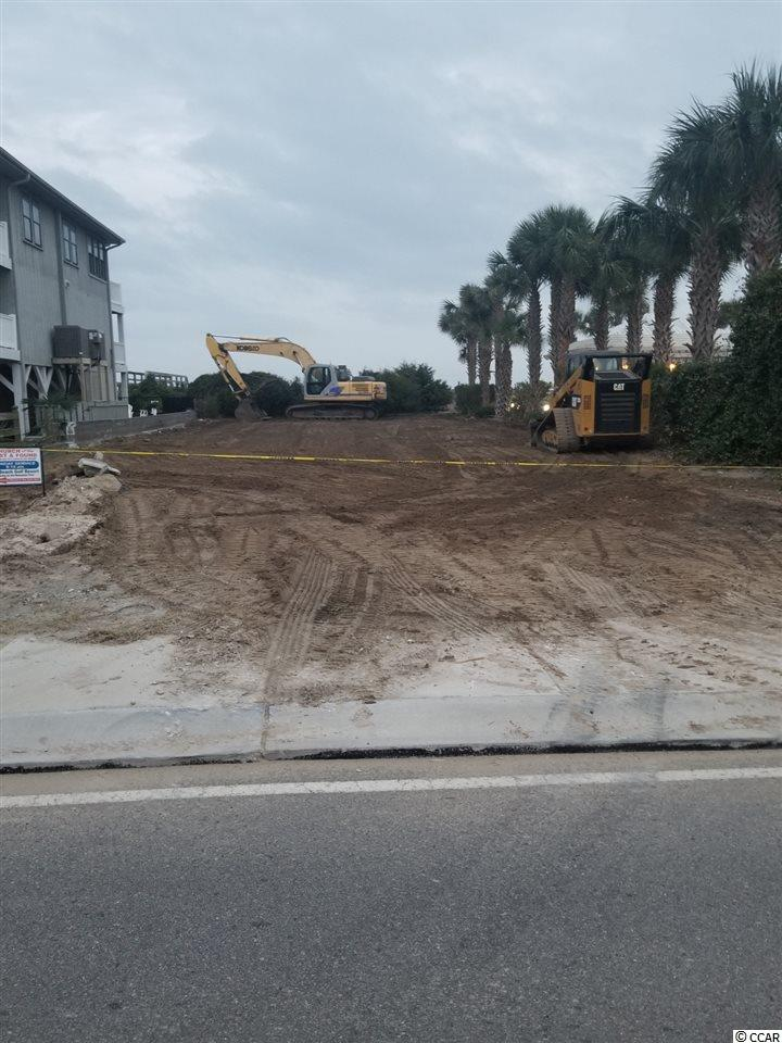 Great direct ocean front lot in Crescent Beach!!! Home recently removed, lot is clean and ready! Perfect for your dream home or investment property. Beautiful views of the Atlantic and all that North Myrtle Beach has to offer! Don't miss out on this one!