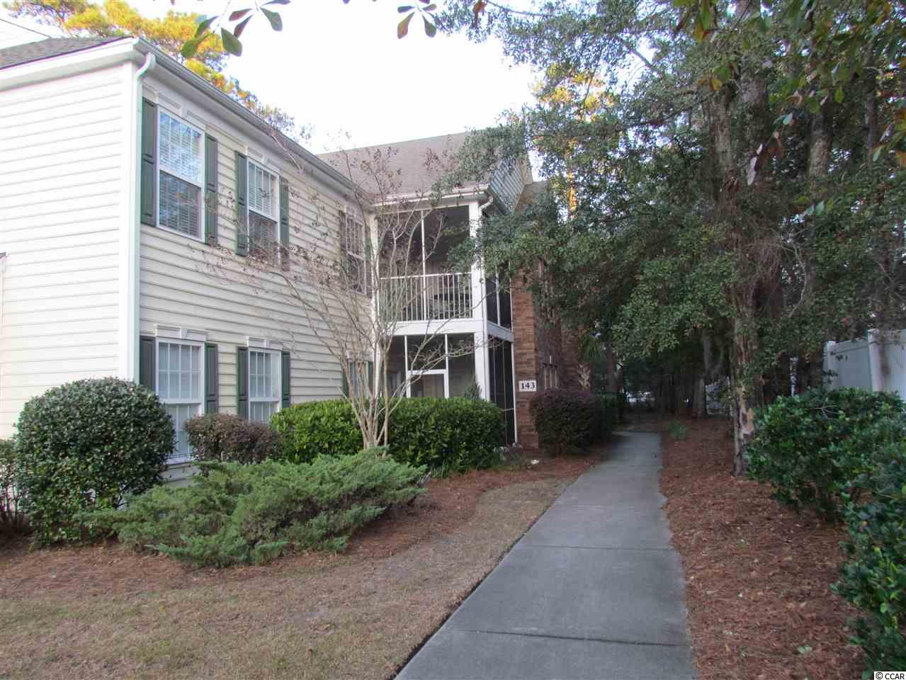 This upstairs 3 bedroom 2 full bath condo is located in the heart of Pawleys Island and is close to everything.  This unit is not only easy to see but has been well maintained and is move in ready.  If you have been looking for the perfect spot to park your flip flops come take a look.