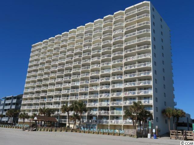 WELL APPOINTED CONDOMINIUM WITH AWESOME VIEWS OF THE ATLANTIC OCEAN JUST NORTH OF THE KINGFISHER PIER IN GARDEN CITY BEACH. INVITING FLOOR PLAN OPENS TO BALCONIES IN FAMILY ROOM AND MASTER BEDROOM.
