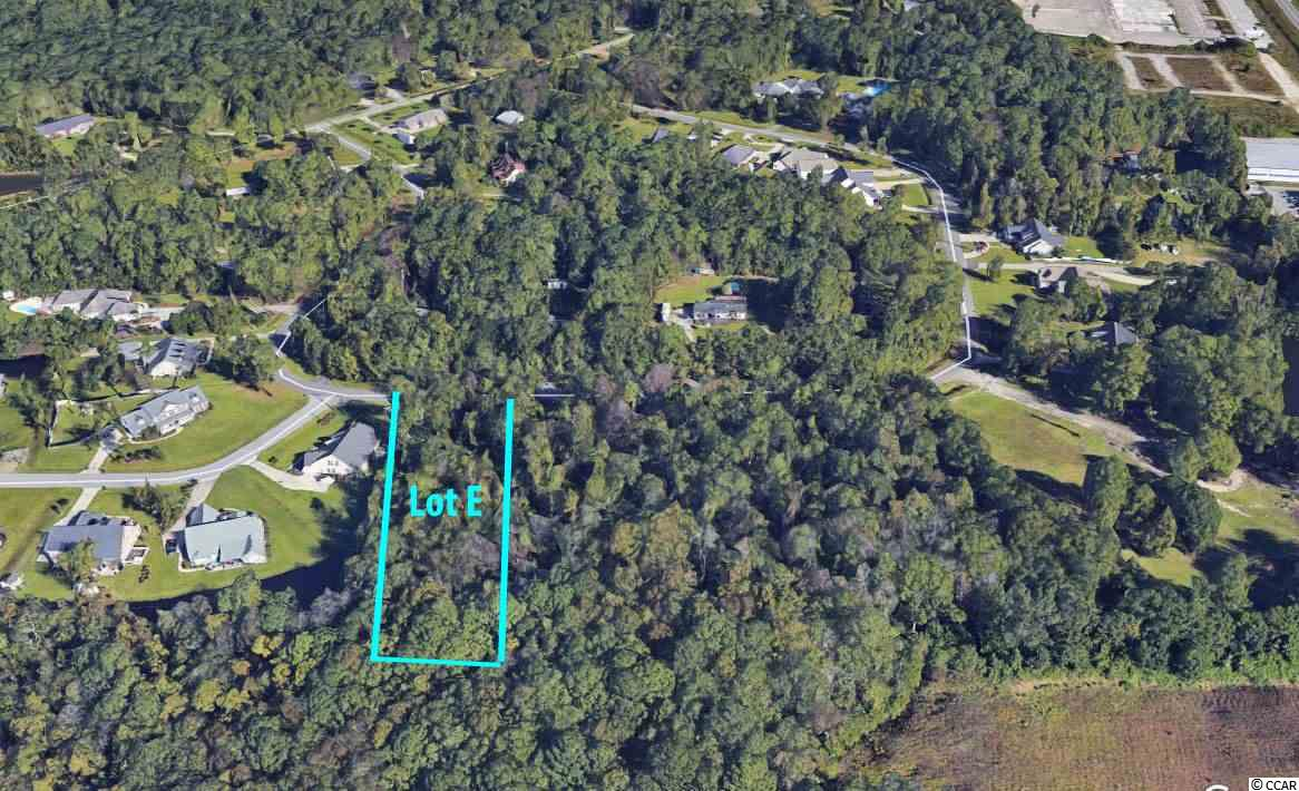 It's all about location for this .79 acre residential lot located just off of Hwy 17 Bypass in Lee Circle in Murrells Inlet. This is great opportunity to own a residential lot in the heart of Murrells Inlet that is not in a subdivision. Lee Circle is conveniently located behind Hwy 17 Bypass just off of McDowell Shortcut Rd. This is not located within a subdivision so you have endless options on the type of home to build. The adjacent lots are also listed and can be combined. All information is deemed reliable but not guaranteed. Buyer is responsible for verification.