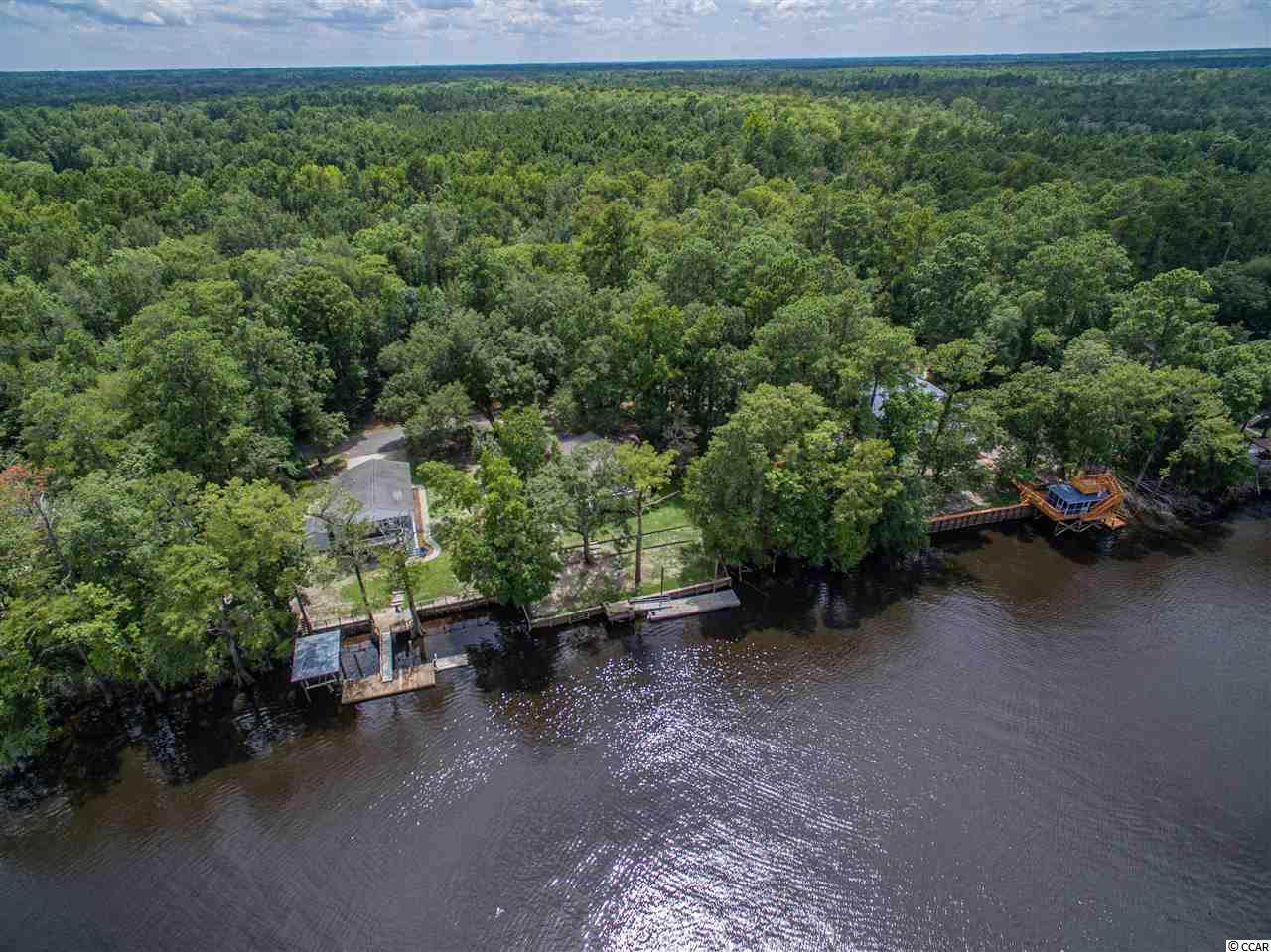 Beautiful, Ready to Build on Lot on the Waccamaw River. One of the last remaining river front lots in this section!  This lot has Amazing views of the River and is only yards away from a public boat landing. Don't let this opportunity pass you by!
