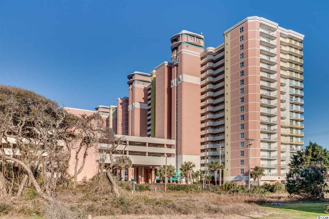 Come check out this great 3rd Floor 3 Bedroom/2 Bath direct Oceanfront Condo in the Baywatch Resort located in the Crescent Beach area of North Myrtle Beach!  The bathroom has a Jacuzzi Tub, and there is tile in the Kitchen and Bath! The whole unit has new flooring throughout. There is a concierge service, as well as the convention facilities, a full service restaurant and they are all located in the Central Tower! Baywatch has indoor/outdoor pools, lazy river, Jacuzzis, fitness center, convention space, restaurant, sports and a tiki bar - everything needed for a great vacation! HOA fees include electric, cable and internet. This unit comes fully furnished.  Beautiful ocean views.