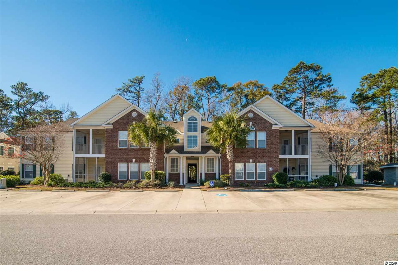 In the heart of Pawleys!  Located near pristine beaches and winding rivers , you don't have to go far to enjoy all that Pawleys Island and the lowcountry has to offer. This well maintained condo has a large open living space with vaulted ceilings.  Four large windows, and a door leading to the 11 x 8 screened porch, allow for ample natural light. The kitchen and dining room combination features a breakfast bar, solid surface counter tops, crown molding and plenty of cabinet storage.  All kitchen appliances convey as well as the washer and dryer. The Master Bedroom features two walk in closets. The master bath is roomy with double sink vanity, large jetted tub and a separate shower. Bedroom one also has a door leading to the screened porch.  This condo also offers a bonus space just off of the kitchen, measuring at 12 x 6.5  this room could be used as storage or office space. If you have ever wanted to live the Pawleys Island lifestyle this is your chance. Pawleys Island is located just 15 miles from Historic Georgetown and Charleston is just 70 miles south.