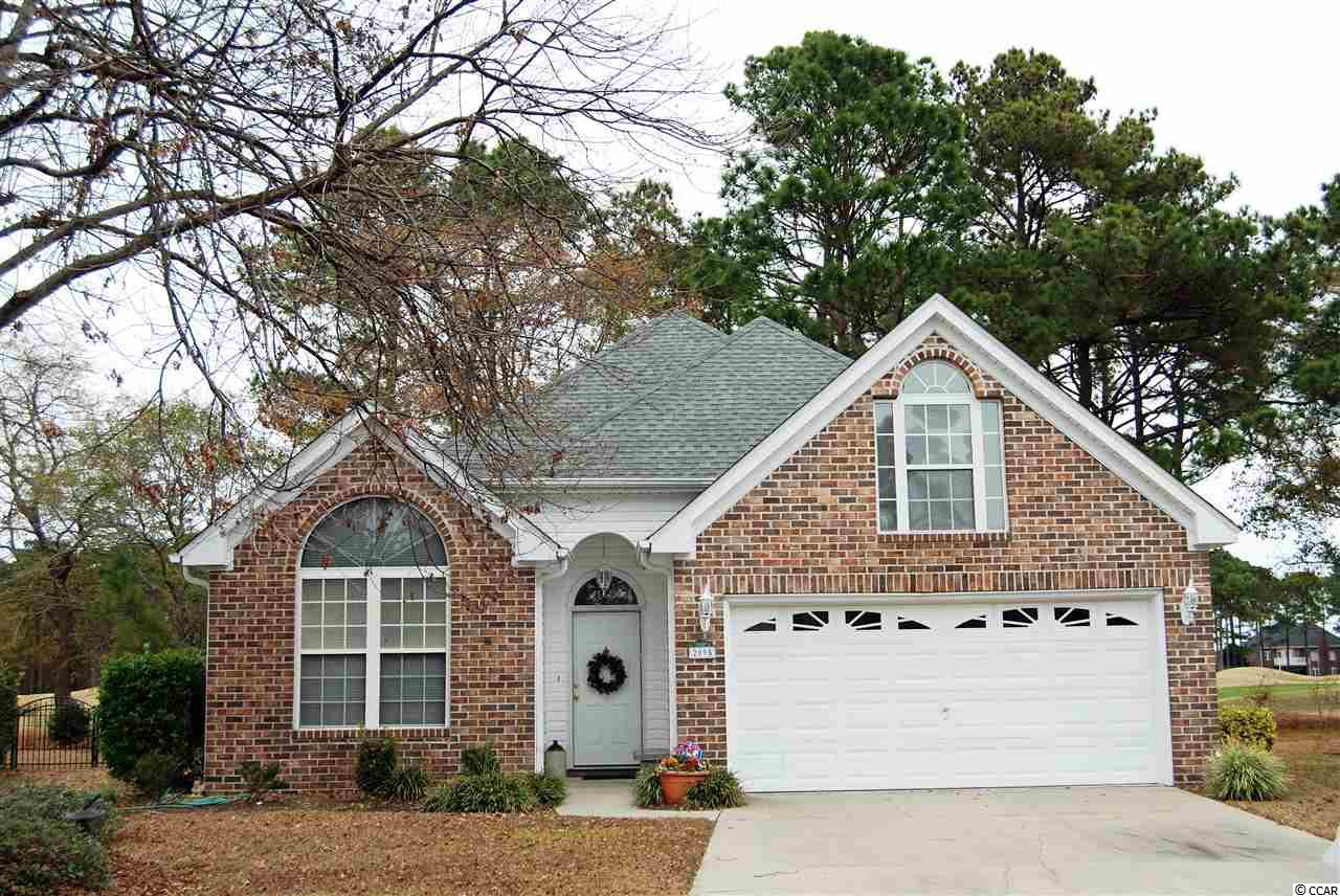Original Owner of this well maintained 4 Bd./ 2 Bth. ( Very Well Priced !) mostly Single Level Golf Course Home in Guard Gated Prestwick CC. 4th Bd./ Bonus on second floor. Vaulted and Volume Ceilings give this Home an Open and Airy Feel!!  Back Patio overlooks a Double fairway, so you can barely see another house behind it. Prestwick is a Premier Guard Gated Golf Course Community in an Excellent Location! HOA Fees Include use of Jr. Olympic Sized Pool, Cabana & Tennis Courts, Cable TV w /Premium Channels & Internet, Security Guards, Trash, Yard Debris & Recycle Pick up! Pete Dye Designed Golf Course within Community & Additional Tennis Stadium Membership Available. Award Winning Lakewood Elementary School & Access to the Beach through the Myrtle Beach State Park are both just 1/4 mile away. All. Sq. Ft. Meas. are Approx. & Not. Guaranteed. All Sq. Ft. Measurements are to be verified by the Buyer or the Buyer's Agent.***LSV Type Vehicles (Golf Carts) are Allowed.***