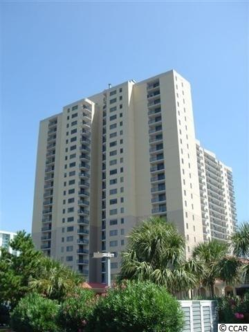 """Lush, Carolina palm trees and sweeping ocean views are just outside of the window from your living room, kitchen AND your bedrooms!! This is a beautifully decorated, very well kept condominium with fresh wood-look plank flooring.  Move in ready!! You are just one flight of stairs or a quick, one floor elevator ride down to the sand for beach walks, suntans and fishing off of the Apache Pier! Even though you are considered """"1st floor level"""" the lobby height is 20ft+ putting you at a 3rd floor view! There is plenty of storage inside for all of your golf and beach gear, a full size washer and dryer, and additional storage down the hall for boogie boards and beach chairs if you would prefer to not bring them inside. Easily stroll to three different restaurants on-site at Kingston Plantation, an oceanfront and 24 hour security staffed, gated community... your own oasis right in the heart of Myrtle Beach!! Enjoy one half mile of protected, white-sand beach, walking and jogging paths throughout the preserved, mature and lush landscaping, multiple swimming pools and a lazy river, 12 acres of freshwater lakes stocked for fishing, an on-site fitness center, the luxury spa...and much, much more!"""