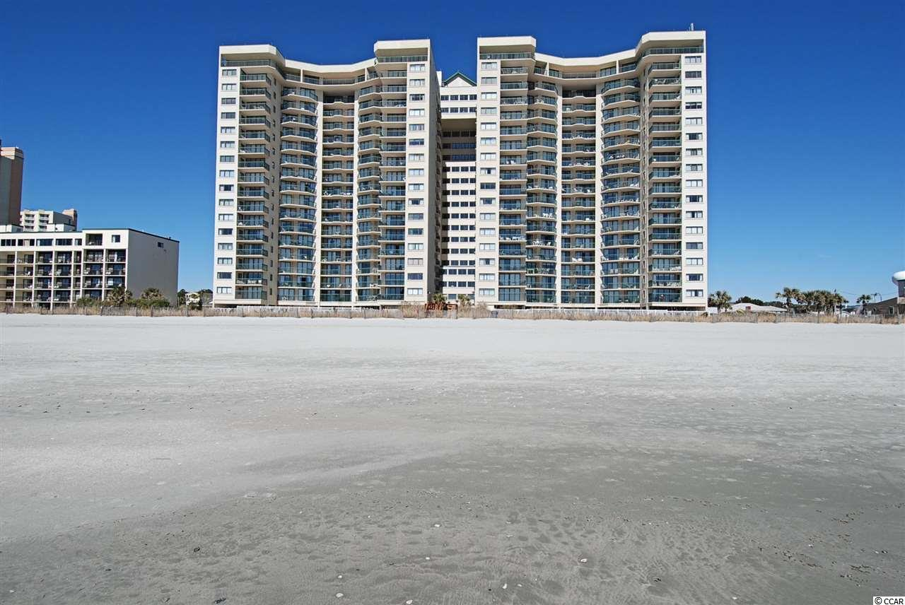 ..........Spacious, Corner Direct Oceanfront Penthouse with a large balcony to watch the sunrises over the ocean.  This condo has 4 bedrooms and 3 baths including a masterbedroom suite with sliding door access to the oceanfront balcony.  Lots of amendities including, indoor pool, outdoor pool, lazy river, hot tub and fitness room. This building is easy walking distance to Main Street in North Myrte Beach with all it's shops, restaurants, clubs, park, festivals, parades, and dancing. Best location, close to Barefoot Landing, Broadway at the Beach, Myrtle Beach Boardwalk, NMB sports park with all their activities. Turn Key, ready for a second home, primary home, or rental investment.  See virtual tour with floor plan.