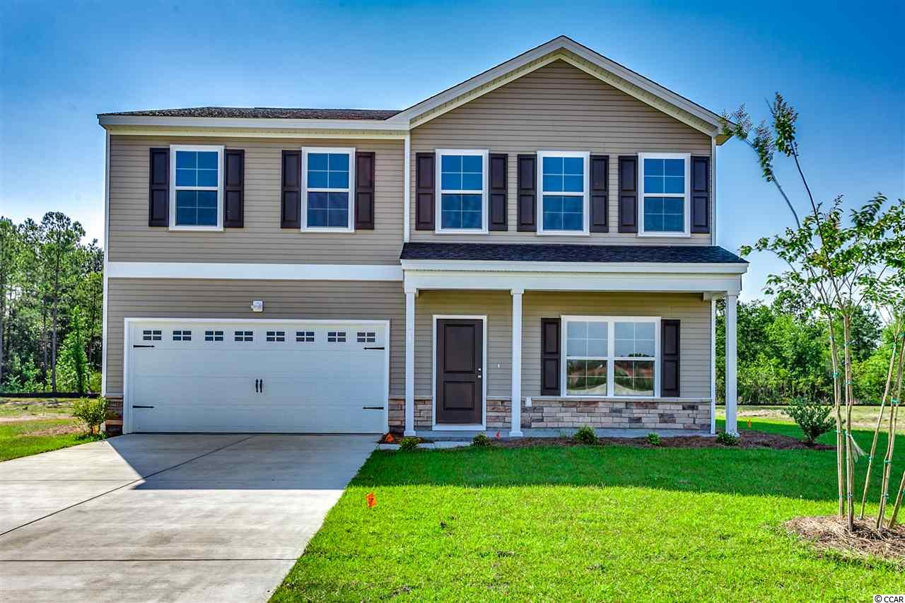 "Back on the market!  Our premier Telfair plan has plenty of space for the whole family!  Already loaded, we recently added the following: Refrigerator, washer and dryer, ceiling fans, window blinds, gutters, and all appliances incl washer/dryer!  All these feature makes this a truly exceptional home!  Natural Gas Community! Great location - easy access to Conway and Myrtle Beach! Our popular Telfair plan has a formal dining room, the optional Guest Suite, a large loft upstairs, 5 bedrooms and 3 full baths!  This home is loaded with many: Glass front entry door; SS kitchen appliance package; Granite vanities; Luxury Vinyl Plank flooring; Tray Ceiling in the Master Bedroom; Grill Patio; Fully sodded yard with irrigation system; and more!  Included features: Architectural roof shingles, smooth ceilings/walls, 9' ceilings 1st floor, granite in kitchen, 36"" cabinets, tank-less gas hot-water, gas heat. Ask about our current incentives and financing options!  Come see Mungo Homes' quality and value and why we stand out from the rest!"