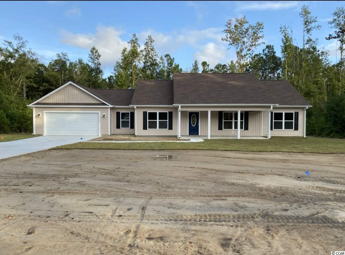This Home is To Be Built! Come now so you can lock in the opportunity to pick out your own colors, cabinetry, counter tops and other Finishes! Home is to be on a spacious 2.6+/- Acre Lot just minutes from Hwy 22. No HOA, and plenty of space for outside storage! Located just a short 20 minute drive to the beach! The house pictured is a similar style home already built. Several Lots to choose from, and many other different homes with different floor plans. Call today to schedule your free consultation!