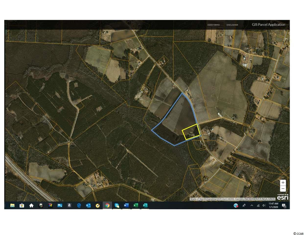 Amazing opportunity to purchase one or both tracts of premium land just a couple of miles off of 905.  Easy access to 22 as well as 9.     Tract on left/westerly side (approx 30 acres)  of Hwy 139 is cleared farmland with a pond toward the back.   Other tract is on both sides of Hwy 139. (approx 49 acres) is mostly farmland and lightly wooded.    Both are perfect opportunities to continue with farming, or create a multi-phase residential development etc.