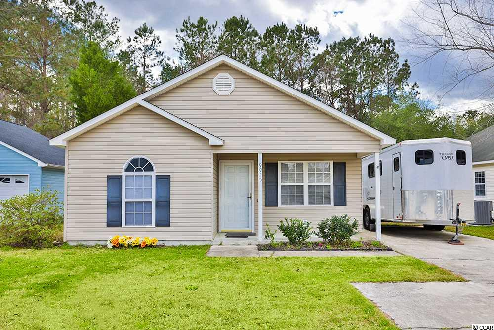 Great Opportunity now available in highly sought-after community, Pines of St. James.  This 3BR/2B home offers vaulted ceiling, open floor plan, screened in porch, large fenced in backyard and more!  Pines of St. James is well known for its location near award winning schools, major road systems and just a short drive to the beach.  Make an Appointment today!