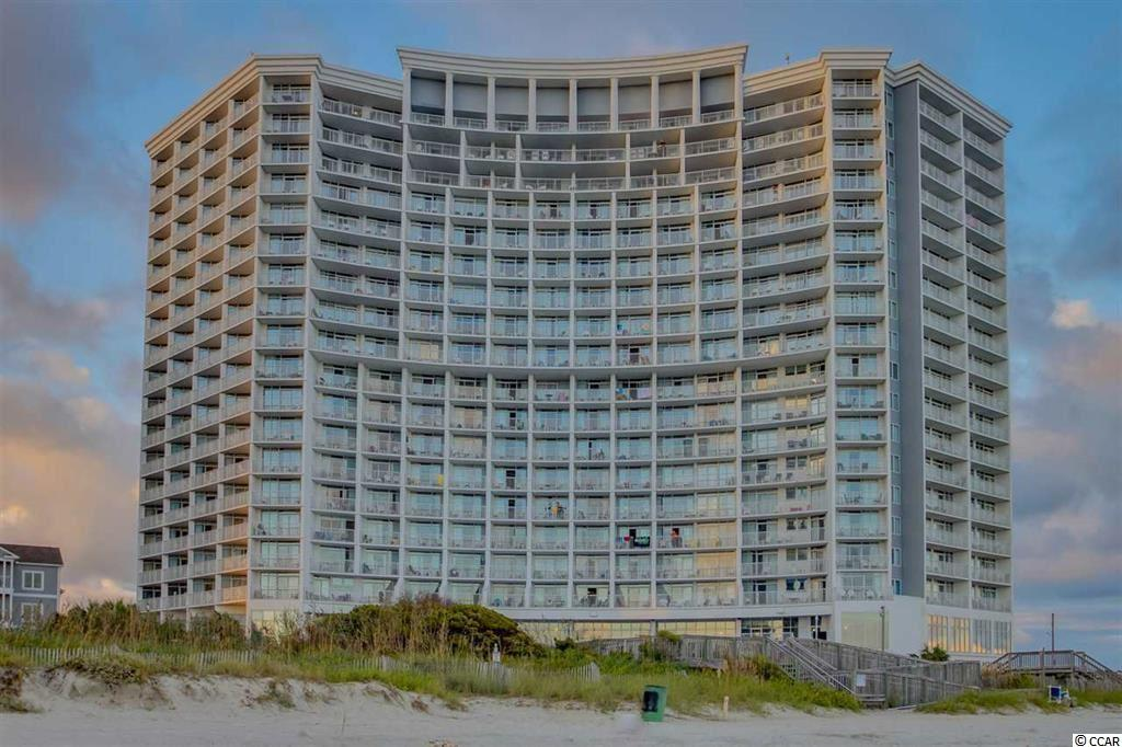 This 1 Bedroom 1 Bathroom is located in one of the most popular resorts in Myrtle Beach and has beautiful views of the Atlantic Ocean The Resort sits on 10 acres and features many amenities: 5 outdoor pools, 2 indoor pools, Multiple Jacuzzi's, lazy river, an oceanfront restaurant/lounge, fitness room, onsite pizzeria, an ice cream cafe and much more.