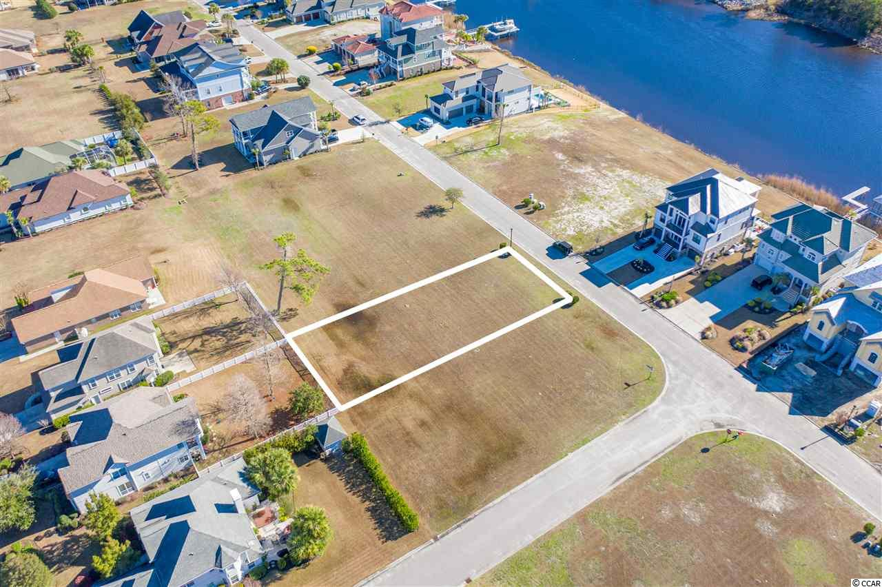 Come build your dream home on this beautiful second row corner lot from the Intracoastal Waterway in the gated community, Carolina Waterway Plantation! This community is loaded with awesome amenities, boat ramp and storage available and only minutes to the beach, shopping, dining and best schools in Myrtle Beach! Don't delay and make an offer today.