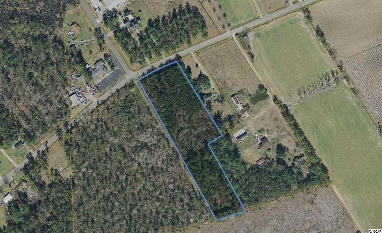Almost a 5 acre lot located in desirable Conway area in no HOA area. Contact for more details.Only minutes from downtown Conway and a short drive to the Atlantic Ocean, this property is ideally situated for many uses