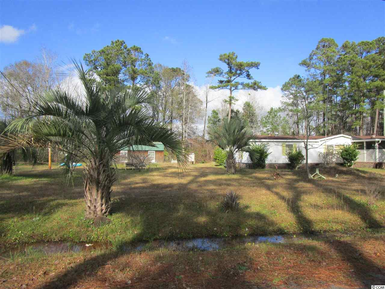 This 1.72 acres is located in a great area, close to retail traffic generators Wal-Mart, Lowe's, Food Lion and CVS. In addition, the property is in close proximity to Conway Hospital, Coastal Carolina University and Horry Georgetown Technical College generating a large student and medical population to be serviced. Further, the property is a short distance to the beach allowing for servicing that population as well. The county's property zoning laws allow for many opportunities for this acreage to be developed as, including but not limited to, a hardware store, restaurant, mini warehouse, medical offices,  college dorms, apartments/condos, as well as automotive repair,  convenience stores, and banks. And finally, this property is uniquely positioned to service the public with 180 feet of road frontage on Hwy 544. This Property is defiantly worth a look!!!
