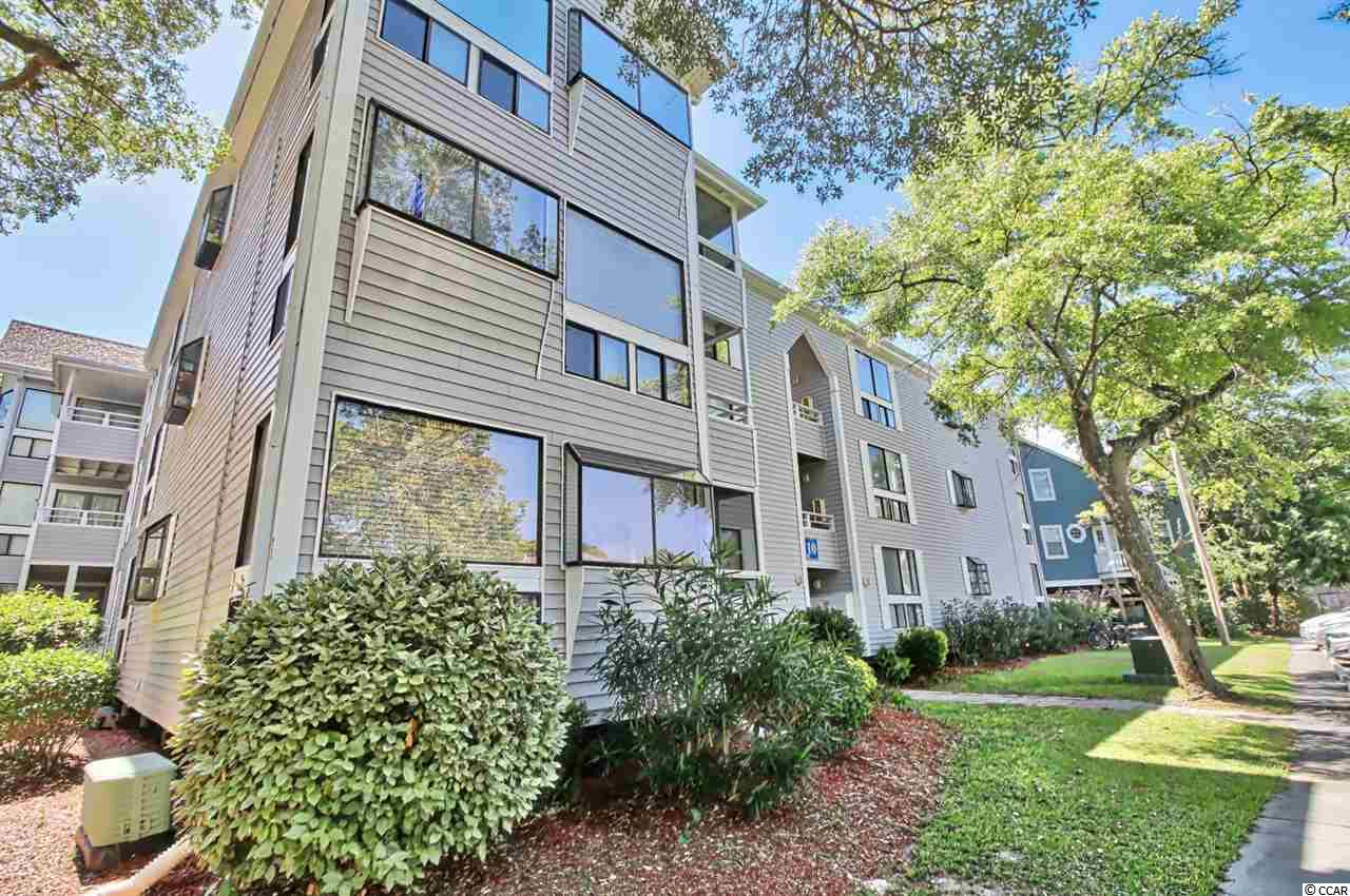 This is it, the nicest condo on the market in Arcadian Dunes. This is a ground floor, 2 bedroom, 2 bath condo that has had numerous upgrades. Granite Counters, Smooth Ceilings, Ceiling fans thru-out, Recent Paint, newer full size Washer/Dryer, Water filtration, Bright and Airy. Hvac replaced 2015. This community has 2 Pools, Tennis Courts, Jacuzzi, Steam & Sauna, Sports Bar & Grill and an Family Arcade. 3 blocks to one of the longest piers on the east coast. located within a short walk to the beach.