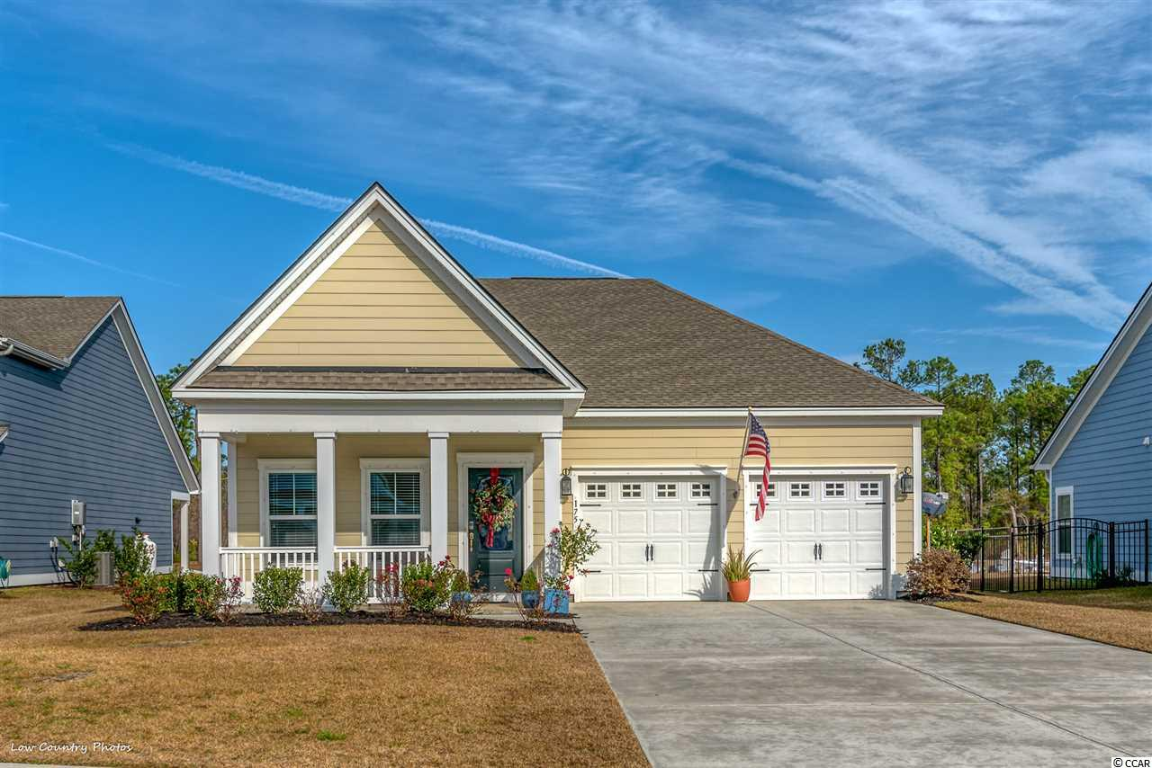 Must See this popular single-level Annandale design home with a Great Pond View on a premium lot.  The home is very cozy, yet an open floor plan. The home has some nice upgrades such as Granite Countertops, Stainless Steel Appliances and tile backsplash.  Convenient and private layout with Master Suite separated from the guest bedrooms.  Enjoy both a front porch and rear porch that has a view of the pond.  Both porches are painted with non-skid epoxy that is easy to clean.  All of this is situated in a convenient and freindly neighborhood.  Come & See ASAP!