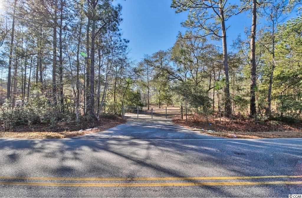 In the heart of Pawleys Island, this spacious estate home site is a perfect location for your next home.  Minutes from the beach and from the ICW (Waccamaw River), you can quickly enjoy all of the lifestyle that life on the Waccamaw Neck affords.  Plenty of room to build plus have a huge yard to enjoy outdoor living at it's finest.  Land can also be subdivided into two one acre lots.  Plat available from listing agent.