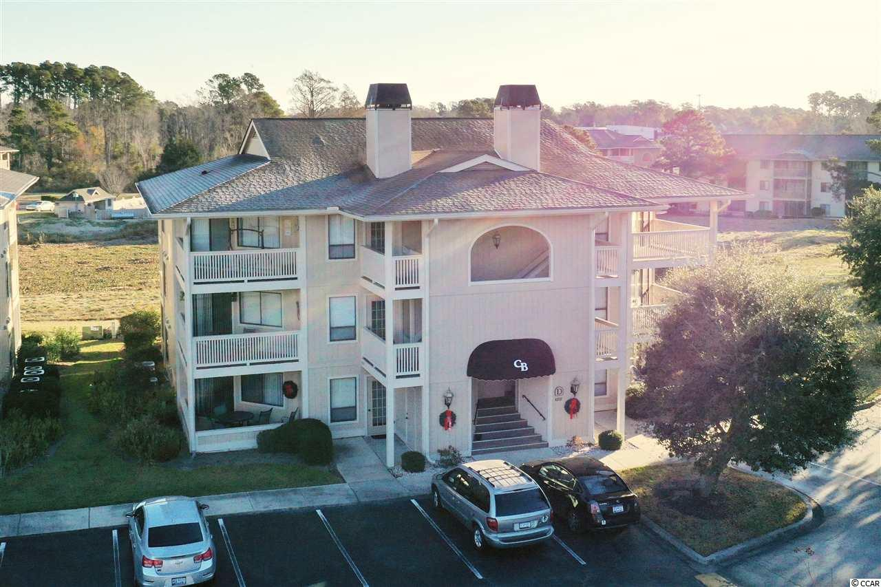 Well maintained FULLY FURNISHED END UNIT CONDO!!! New carpet, fresh paint, and a stackable washer and dryer! Low monthly HOA fee's! This condo has TWO BALCONY'S AND TWO OUTSIDE ATTACHED STORAGE UNITS! This condo is located only 10 minutes away from the beach, shops, restaurants, golf, and entertainment that North Myrtle Beach, SC has to offer! There is a tennis court and pool in Cypress Bay. All measurements are approximate and must be verified by the buyer.