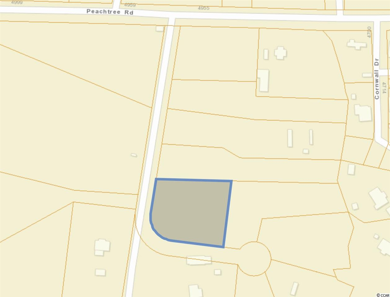 Lots available now to build your dream home! These lots range from 1-2 acres. Some are channel front, leading to the ICW. This is a one of a kind community, just miles from the ocean, centrally located in Myrtle Beach. Come bring your builder or choose ours, and enjoy this low country, private lifestyle that Peachtree Estates has to offer! Schedule your showing now.