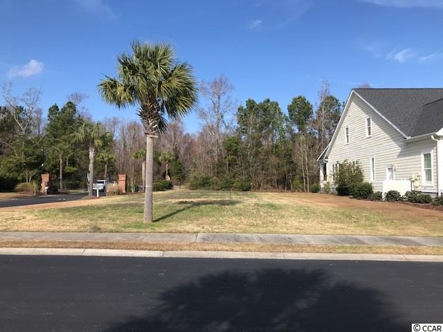 You must see this corner lot in the highly desirable Waterway Palms Plantation. Located next door to completed homes and conveniently cornering Belvidere Drive with an entry/exit gate. Waterway Palms Plantation is a very well maintained, private, fully gated community within the Carolina Forest area and the amenities are spectacular. They feature a gorgeous community clubhouse on a 14 acre lake, tennis courts, outdoor pool, playground area, day dock, boat ramp directly into the ICW and private boat storage for owners within Waterway Palms. Carolina Forest is an award winning school district and Waterway Palms is located within that district. Close convenient proximity to highways 31, 501 and 17. Approximately 6 miles to the beautiful beach and Atlantic Ocean, easy access to Myrtle Beach International Airport, tons of shopping, dining, entertainment and golf are just minutes away throughout Myrtle Beach and the surrounding areas. There is no time frame to build within Waterway Palms Plantation and you can choose your own builder to build your perfect dream home located here on lot 659. Make 1163 E Isle of Palms Ave your future new address and call today to see this homesite!