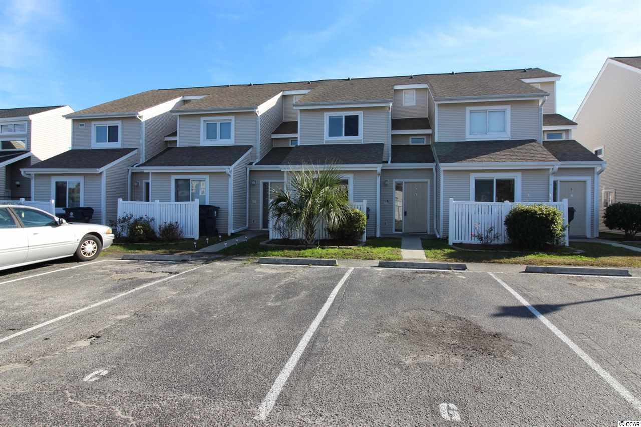 This 1BR ground floor, end-unit is a great value for the price. The porch in this unit has been converted to a sunroom to provide additional living space. The properties in Villas on the Green in Surfside Beach are useful as a vacation retreat, primary residence or to generate rental income. Just a short stroll to the community pool. The condo is approximately 1 mile from the Atlantic Ocean. This unit is conveniently close to retail, restaurants, the airport and all the amenities that the South Strand has to offer. The property is currently tenant occupied and the buyer must honor the terms of the current lease and rental management agreements.