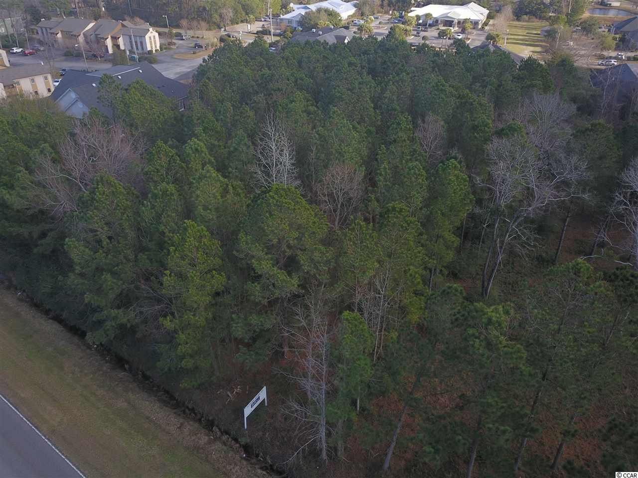 Commercial lot in the heart of Myrtle Beach with almost 150' of frontage on Highway 17 Bypass.  Great location with a high traffic count between 38th Ave N and 48th Ave N.